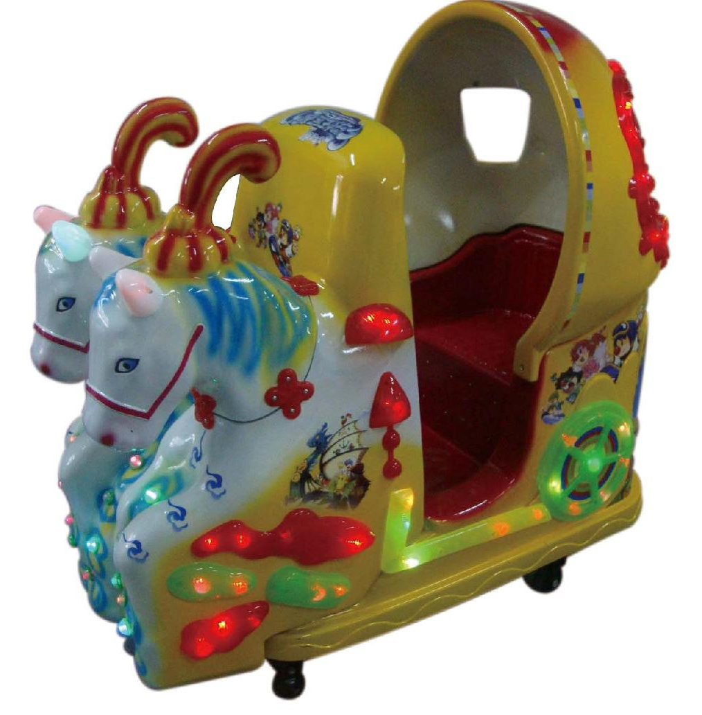 "SMALL CARRIAGE 12""EKRANLI KIDDIE"